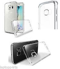 SAMSUNG Galaxy Note 3 Sottile Chiaro Trasparente in gomma IN SILICONE GEL CUSTODIA COVER NUOVO