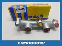 Bomba Freno Cilindro Maestro Brake Metelli RENAULT 11 18 Fuego 050077 7700666325