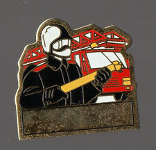 Pin's Pompier