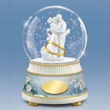 Today Tomorrow Always Anniversary Snow Globe / Water Globe Lena Liu