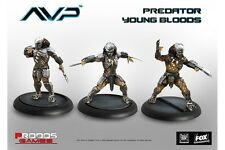 Prodos Games BNIB AvP Predator Young Bloods AVPP03