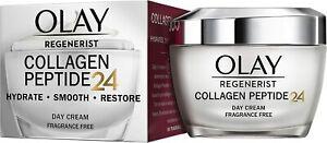 Olay Regenerist Collagen Peptide 24 Day Cream Non Fragrant 50ml