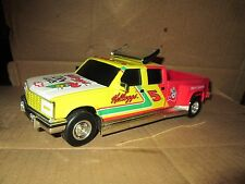 Chevy Dually One ton #5 Terry Labonte kelloggs 1:24 Truck Bank action LOOSE