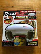 Robo Twist 1014Feq Jar Opener - White New Sealed Box