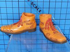Medicom 1:6 alice in wonderland MAD HATTER blue jacket ver. Figure - brown shoes