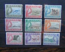 British Virgin Islands 1964 - 68 to 12c MM