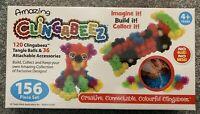 156 Piece Clingabeez Balls Childrens Toy Kids Game Craft Gift Creative Bunchems