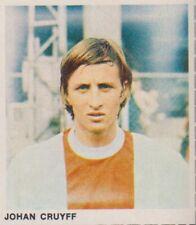 1-0 Foto Galerij 1970-1971 card/sticker Ajax Amsterdam - Johan Cruyff RARE
