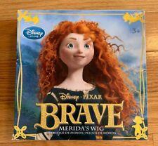 Disney Brave Merida's Wig Girl Size 3+