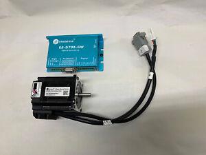 Leadshine Easy Servo Driver ES-D708-GW ES-M32309 NEMA23 Servo Motor Encoder
