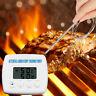 746|Thermomètre de Cuisson-Cuisine-BBQ-Ecran Digital-Numérique-Sonde-barbecue