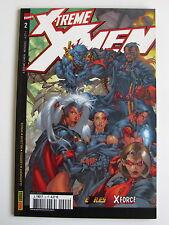 X-TREME X-MEN - N°  2-Les péchés du père- MARVEL FRANCE