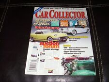 CAR COLLECTOR MAGAZINE JANUARY 2004