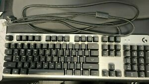 Logitech G413 Backlit Mechanical Gaming Keyboard G Suite SILVER
