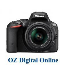 NEW Nikon D5500 18-55 VR II Kit 24.2 MP Full HD DSLR Camera 1 Year Aust Wty