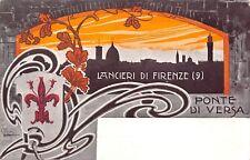 5325) ROMA, CAVALLERIA, LANCIERI DI FIRENZE.