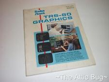 Tandy TRS-80 Graphics ~ Softback Book ~ Robertson & Grillo  ~ Radio Shack