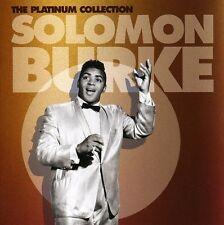 Solomon Burke - Platinum Collection [New CD] Rmst, England - Import