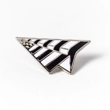 "Roc Nation Paper Planes Cap/Hat Pin - Jay Z  - ""Pin Only"""