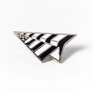 """Roc Nation Paper Planes Cap/Hat Pin - Jay Z  - """"Pin Only"""""""