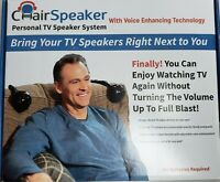 ChairSpeaker Voice Enhancing TV Speaker System Lets You Hear Clearly...