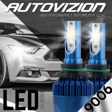 AUTOVIZION LED HID Headlight kit 9006 White for 2009-2016 Chevrolet Express 4500
