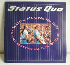Status Quo Rocking Around The World 2LP UK press