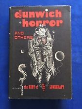 THE DUNWICH HORROR AND OTHERS.  THE BEST SUPERNATURAL STORIES OF H.P. LOVECRAFT