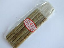S Chino Japonés pelo de cabra 6 Bamboo Merluza Cepillo de Pintura Craft Arte palo A7