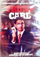 Trump Card (Dvd, 2020) Brand New! Documentary Free Shipping