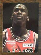 1990-91 NBA BASKETBALL SUPERSTARS #2 MICHAEL JORDAN  MVP Chicago Bulls B2018415