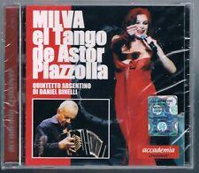 MILVA EL TANGO DE ASTOR PIAZZOLLA CD  SIGILLATO!!!