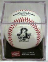 St. Louis Cardinals Stan the Man Musial Commemorative OML Baseball (New in Case)