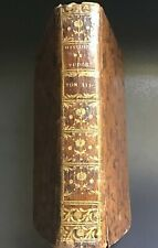 "1758 DAVID HUME "" HISTOIRE d'ANGLETERRE - MAISON de TUDOR "" III vol. 1542 - 1558"