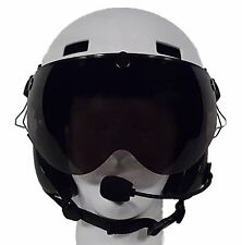 Paramotor Helmet SENA Bluetooth communication Equiped + PPG + Powered Paramotor