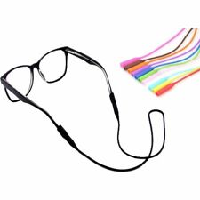 Eyeglasses Chain Cord Holder Sunglasses String Rope Anti Slip Silicone Band