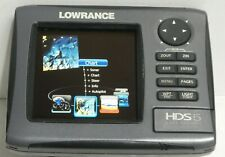 New listing Lowrance Hds 5 Gen 2 Structure Scan Hd Lake Insight Gps