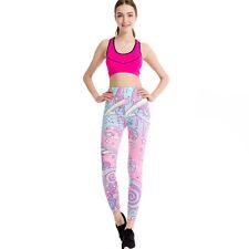 WAIBO Ours Femmes Leggings-kawaii Candy Couleurs Fashion Sport-LL0007