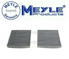BMW F25 X3 F26 X4 Cabin Air Filter Set for Fresh Air Activated Charcoal Meyle