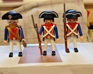 Playmobil - Palace Guard - 1 Officer And 2 Soldiers With Accessories