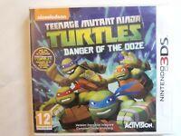 tortue Ninja 3DS