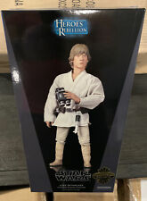 Sideshow Star Wars 1/6 Scale Luke Skywalker Moisture Farmer Exclusive NRFB