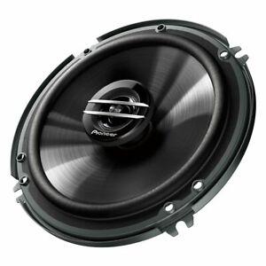 """Pioneer TS-G1020F-2 6.5"""" 300W Max 2-Way Car Speakers TSG1620F-2"""