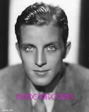 PHILLIPS HOLMES 8X10 Lab Photo 1930's Handsome RARE Actor Dapper Young Gentleman
