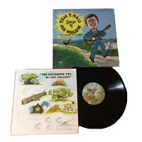 Tom T. Hall ‎– Songs Of Fox Hollow with 12 page book  *1974:Mercury ‎SRM-1-500