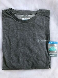 "New Men's Columbia ""Thistletown Park"" Omni-Wick LS Crew Neck Shirt Tee All Size"