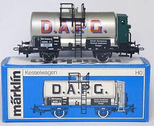 """Spur H0 Märklin 4674 Kesselwagen """"D.A.P.G"""""""