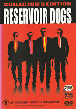 MOVIE DVD : RESERVOIR DOGS : 2 DISC COLLECTOR'S EDITION 1991 R18+