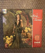 New ListingBrand New Nene Thomas Topaz Forest 750 Piece Jigsaw Puzzle Free Shipping