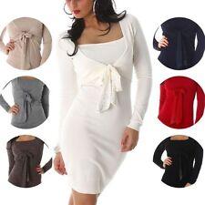 Damen-Pullover & -Strickware mit eckigem Ausschnitt in Größe 38